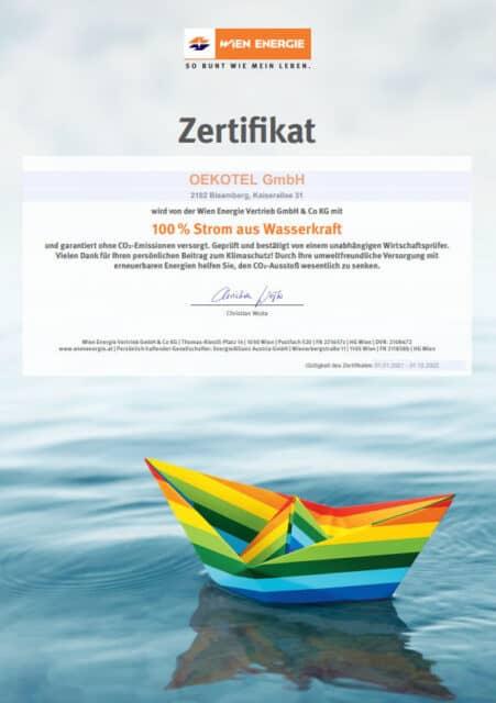 oeko-zertifikat